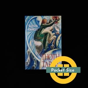 Aleister Crowley Thoth Pocket Size Tarot Cards