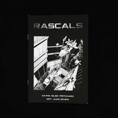Rascals by Giles Pritchard