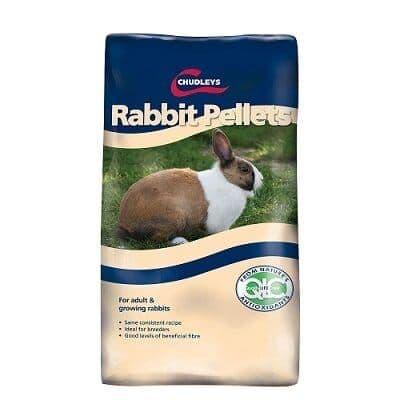 Chudleys Rabbit Pellets 20kg