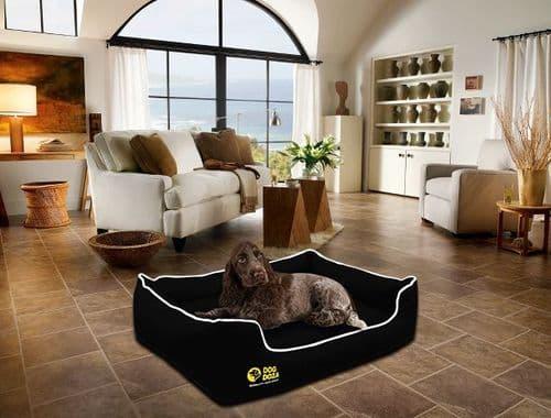 Dog Bed Dog Dreamer Settee - Orthopaedic Waterproof Memory Foam