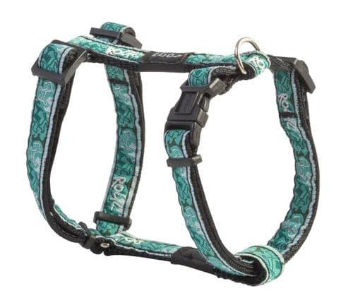 Dog Harness Rogz Dog H-Harness - Mint
