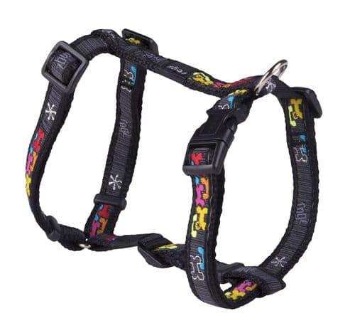 Dog Harness Rogz Multibone H-Harness