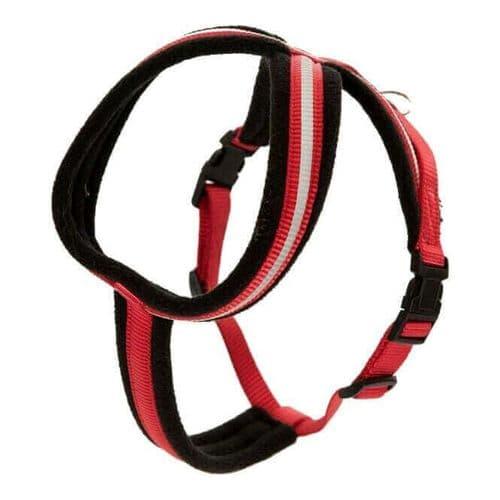 Halti Comfy Dog Harness - Red