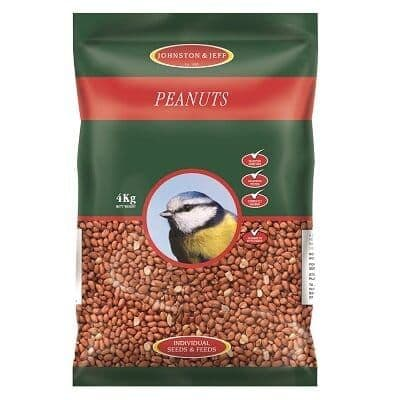Johnston & Jeff Premium Peanuts 4kg