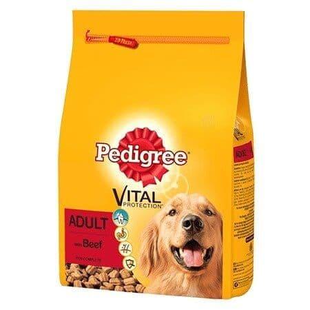 Pedigree Adult Vital with Beef 12kg