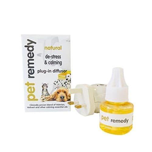 Pet Remedy Plug in Diffuser + 40ml Bottle