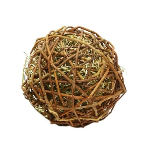 Rosewood Naturals Large Weave a Ball