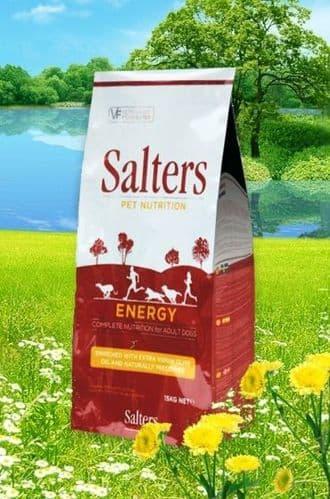 Salters Energy Dog Food