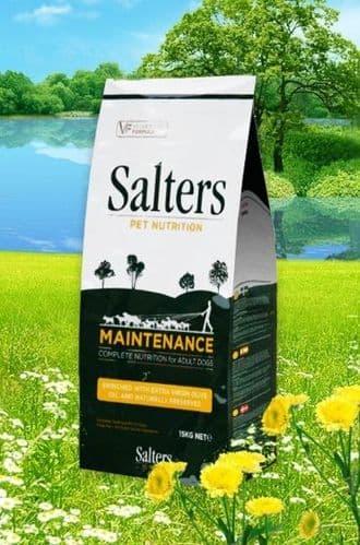 Salters Maintenance Dog Food