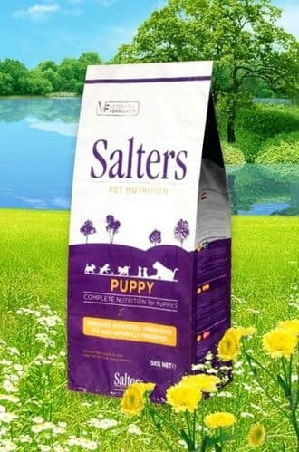 Salters Puppy Food