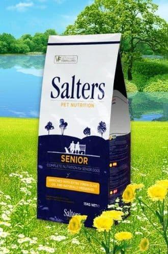 Salters Senior Dog Food