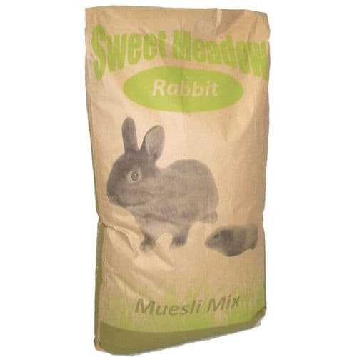 Sweet Meadow Rabbit Mix 20kg