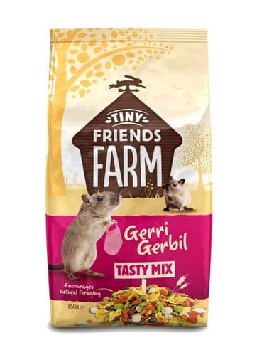 Tiny Friends Farm Gerri Gerbil 850g