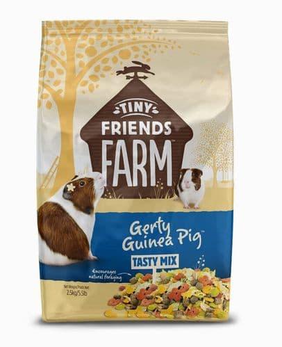 Tiny Friends Farm Gerty Guinea Pig 2.5kg