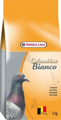 Versele Laga Colombine Bianco Parquet White 5kg
