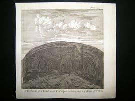 Persia C1750 Antique Print. Persepolis #29
