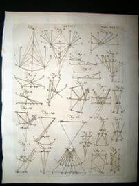 Science & Tech C1790 Antique Print. Optics 359
