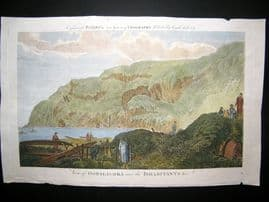 USA Alaska C1790 Folio Hand Col Print. View of the Inhabitents etc