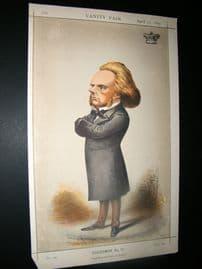 Vanity Fair Print 1869 Duke of Argyll