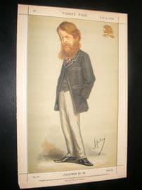 Vanity Fair Print 1870 Duke of Sutherland