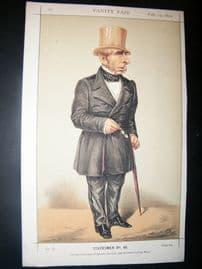Vanity Fair Print 1870 John Pakington, Caricature
