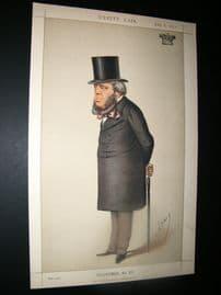 Vanity Fair Print 1871 Duke of Marlborough