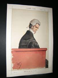 Vanity Fair Print 1871 George Shaw-Lefevre, Legal
