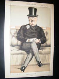 Vanity Fair Print 1871 Henry William Eaton