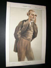 Vanity Fair Print 1872 Roger Eykyn, Police