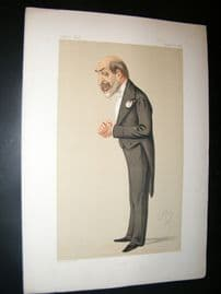 Vanity Fair Print 1874 Sir Arthur Helps.