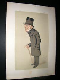 Vanity Fair Print 1875 George B. Airy