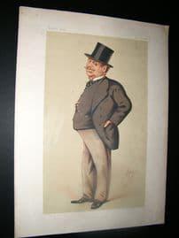 Vanity Fair Print 1875 Guildford Onslow, Legal