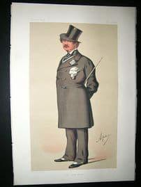 Vanity Fair Print: 1875 Lord Alfred, Henry Paget