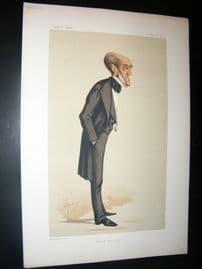 Vanity Fair Print 1875 M. Michel Chevalier