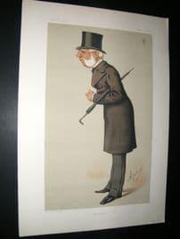 Vanity Fair Print 1875 Sir Thomas Bazley