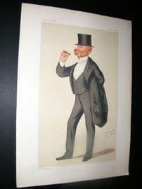 Vanity Fair Print 1876 Charles Napier Sturt
