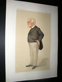 Vanity Fair Print 1876 J. M. Gulley, Doctor