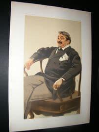 Vanity Fair Print 1876 James Farquharson of Invercauld
