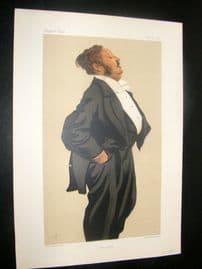 Vanity Fair Print 1876 Lionel Lawson, Business