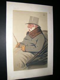 Vanity Fair Print 1876 Marquis of Tweedale, Sports