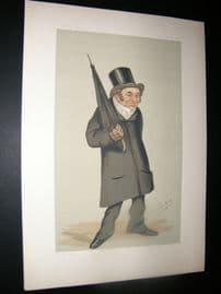 Vanity Fair Print 1876 Rev. Charles Old Goodford