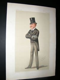 Vanity Fair Print 1876 Viscount Macduff