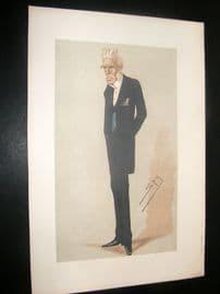 Vanity Fair Print 1877 Duke of Cleveland. Royal. Proof