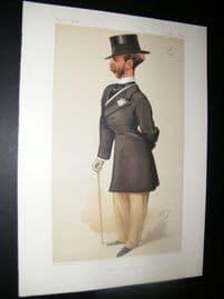 Vanity Fair Print 1877 Francis Seymour