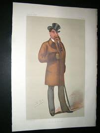 Vanity Fair Print: 1877 Robert Richardson Gardner