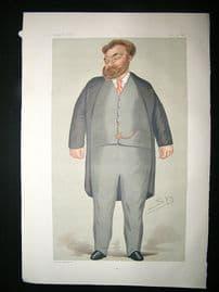 Vanity Fair Print: 1877 Valentine C. Prinsep, Artist