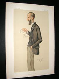 Vanity Fair Print 1878 George Campbell