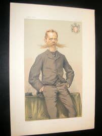 Vanity Fair Print 1878 King Humbert of Italy