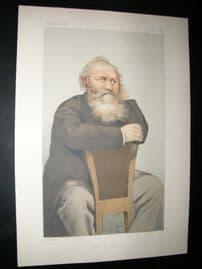 Vanity Fair Print: 1879 Francois Charles Gounod, Music