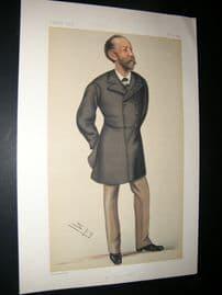 Vanity Fair Print 1879 H. E. Wood